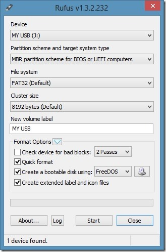 Free Tool to Create Bootable USB from ISO file Picture2