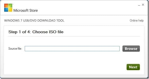 Free Tool to Create Bootable USB from ISO file