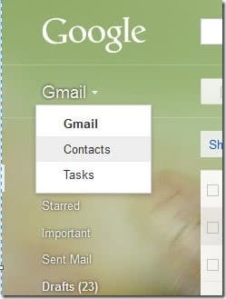 Import Outlook.com Contacts To Gmail Step15