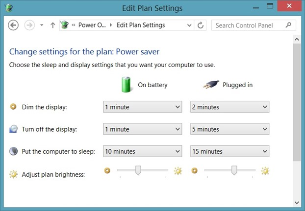 Improve Microsoft Surface Battery Life Tip2
