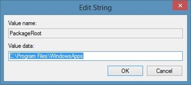 Install Apps On SD Card In Windows 8 Step1