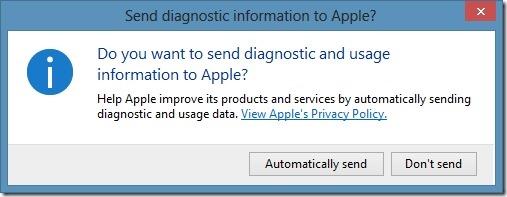 use icloud on Windows step3