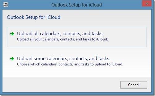 use icloud on Windows step6