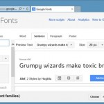 How To Install Google Web Fonts In Windows And Mac Without Using Third-Party Tools