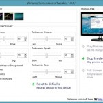WinAero Screensavers Tweaker For Windows 8 & Windows 7