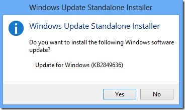 Upgrade Windows 8 to Windows 8.1 Preview Step2
