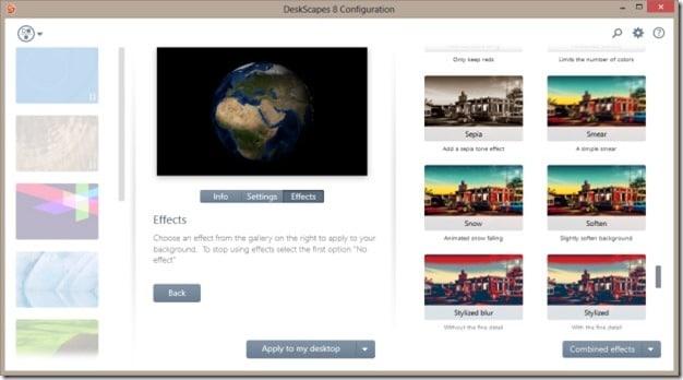 live wallpaper and dreamscene in Windows 8 picture2