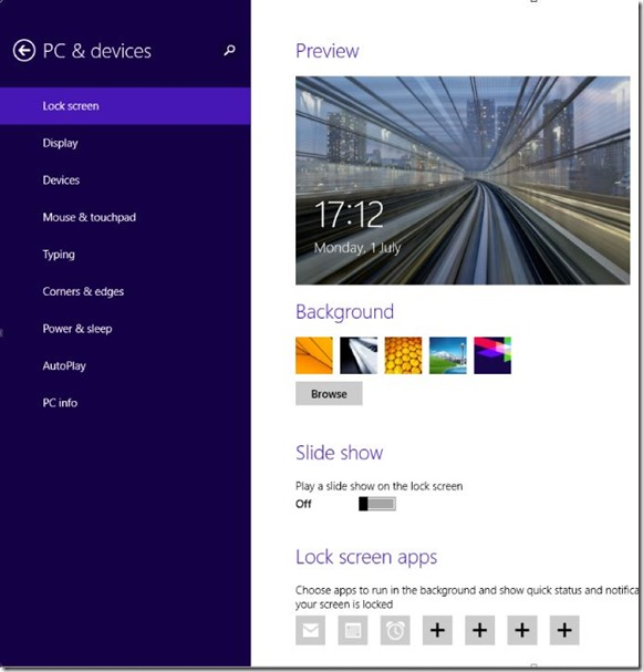 100 New Features in Windows 8 Picture1