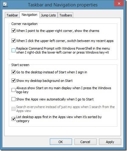 Add Admin Command Prompt to Win X Power User Menu In Windows 81 Picture1