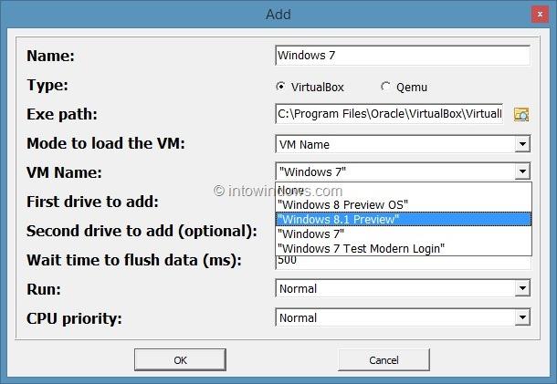 install from usb flash drive in virtualbox