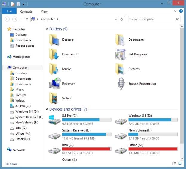 Customize This PC in Windows 81 This PC Tweaker