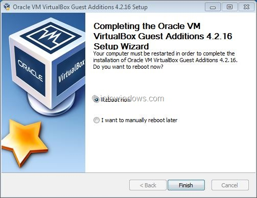 Enable Windows 7 Aero In VirtualBox Step7