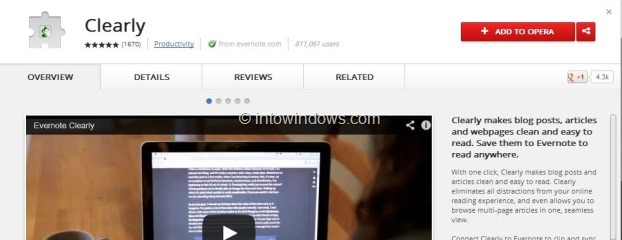 How To Install Google Chrome Extensions In Opera Browser pic3