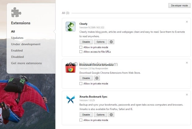 How To Install Google Chrome Extensions In Opera Browser pic7