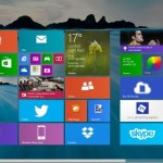 How To Set Desktop Background Picture As Start Screen Background In Windows 8.1