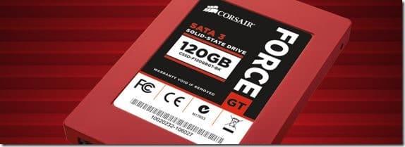 Update Corsair SSD Firmware