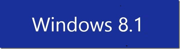 Windows 81 logo