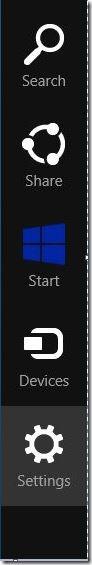 lock screen slide show picture in Windows 81