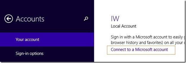 rename Microsoft Account Name on Start screen Step11
