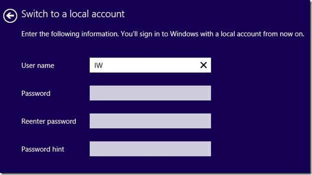 Account Name: How To Rename Your Microsoft Account Name On Start Screen