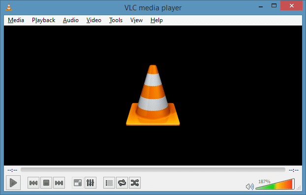Convert Video Using VLC Media Player