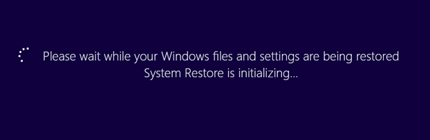 Create a restore point in Windows 8.1 Step13