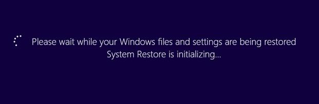 Create a restore point in Windows 8.1 Step13