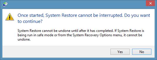 Create a restore point in Windows 8.1 Step99