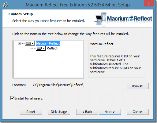 How to install Macrium Reflect Free Picture6