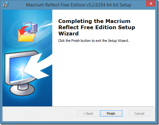 How to install Macrium Reflect Free Picture7