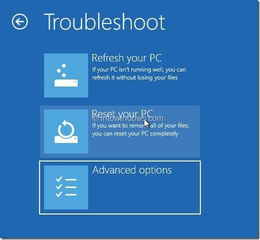 Restore Windows 8.1 Image Step21