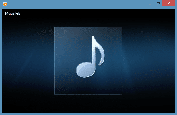 Set Windows Media Player as Default Audio Player in Windows 8.1