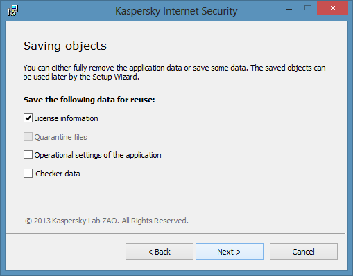 Updating kaspersky 2013 to 2014 i want to create a dating website