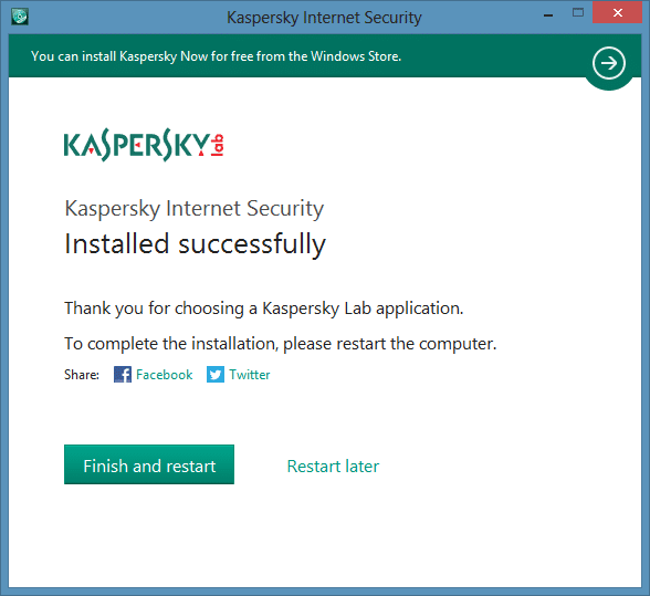 Upgrade Kaspersky 2012 2013 to 2014 picture5