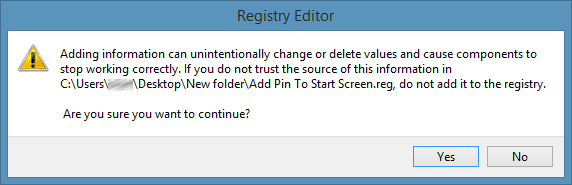 Add Pin to Start to All File Types in Windows 8.1 Step4