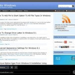 How To Always Show Address Bar and Tabs In Internet Explorer 11