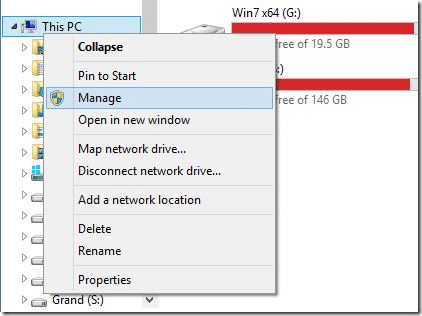 Change Drive Letter in Windows 8.1 Step