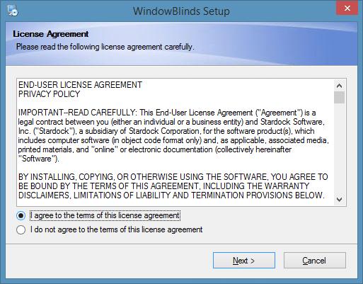 Change Folder Background In Windows 8.1 Using WindowBlinds Step1