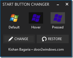 Change Windows 8.1 Start Button Picture1