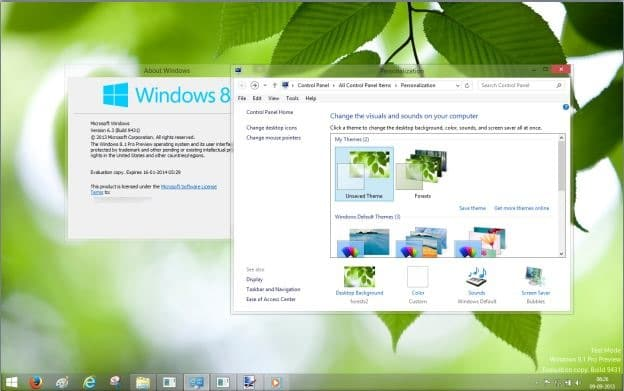 Download Aero Glass for Windows 8.1 Picture2