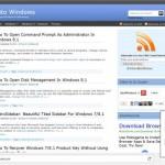 Installing Firefox Metro In Windows 8.1