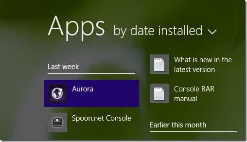 Firefox Metro for Windows & Windows 8.1