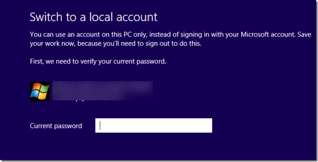 Install Windows 8.1 Without Microsoft Account Step4