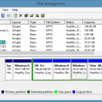 How To Open Disk Management In Windows 10/8.1