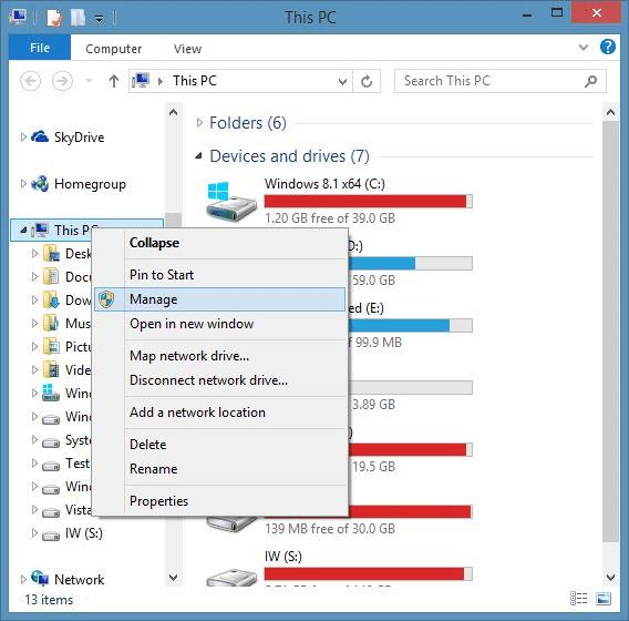 4 Ways To Open Disk Management In Windows 10 8 1