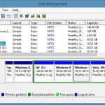 How To Open Disk Management In Windows 8.1
