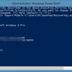 How To Recover Windows 7/8.1 Product Key Without Using Third-Party Tools