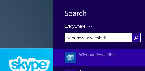 get windows product key with powershell