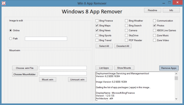 Remove Apps From Windows 8