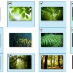 How To Select Specific Wallpapers In A Theme To Use As Desktop Background In Windows 7/8.1